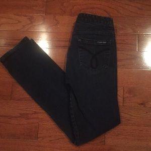 Dark Wash Calvin Klein Jeans